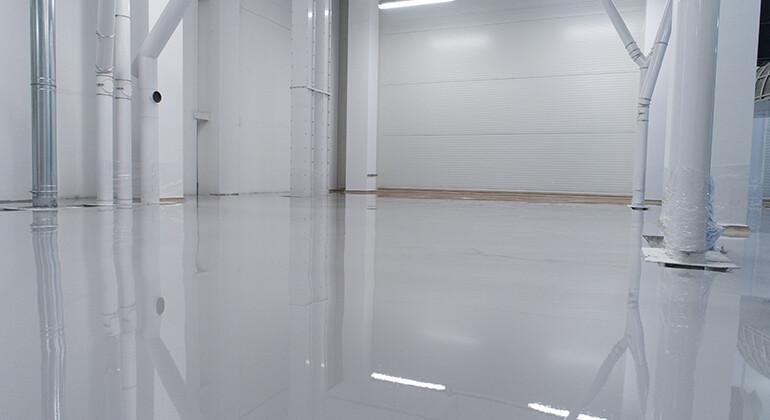 Наливні самовирівнюючі підлоги