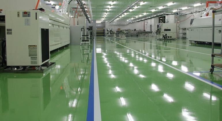 Покрытие Peran ESD SL для производств бытовой техники