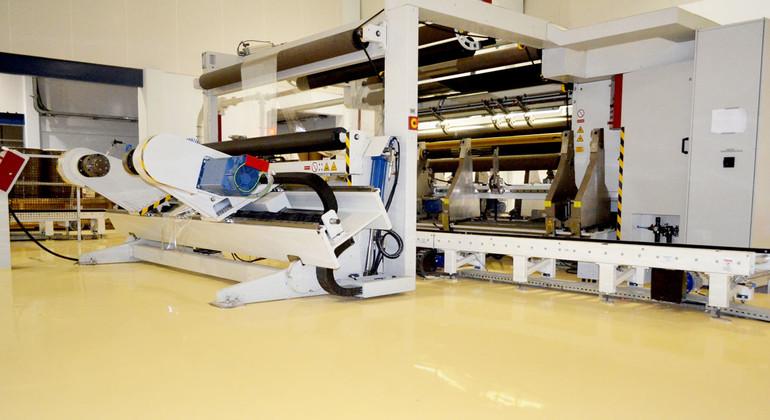 Підлоги для підприємств легкої промисловості