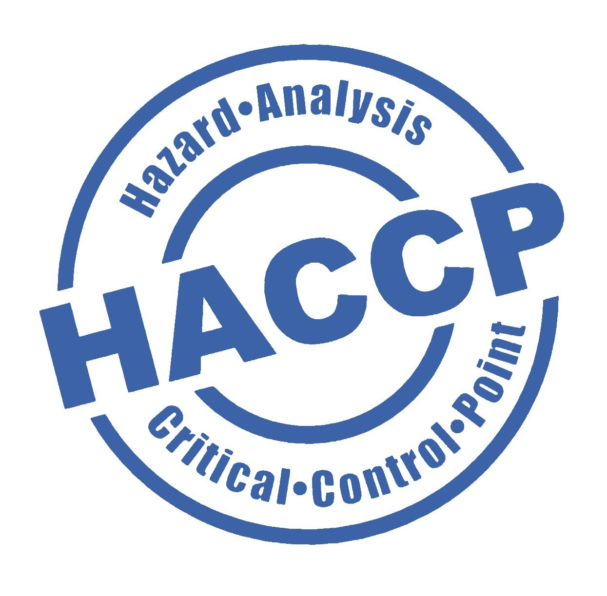 HACCP stamp