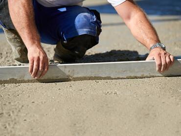 Требования к бетонному основанию под наливные полы