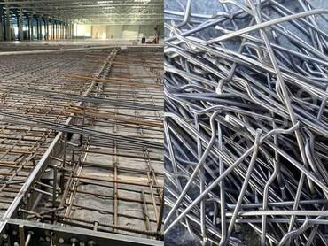Що краще: арматура або фібра для промислової підлоги?