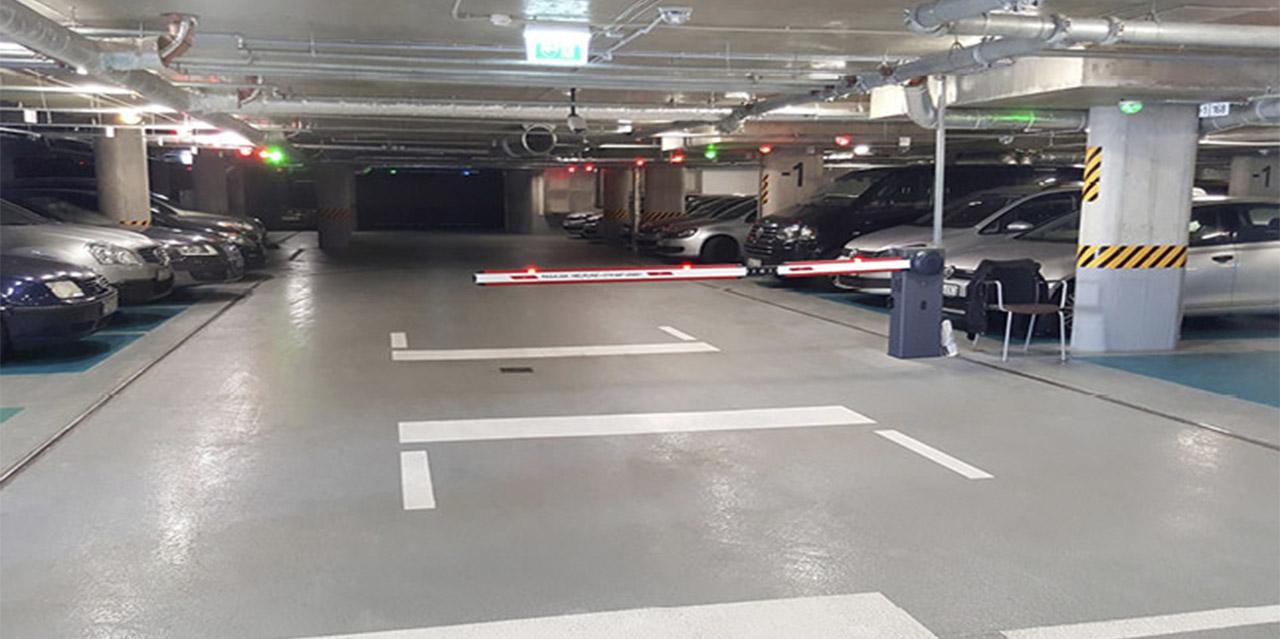 Подземный паркинг «Quadrum Business City»