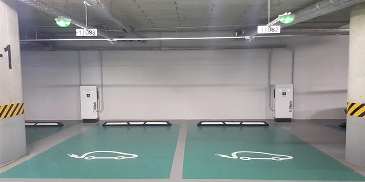 Подземный паркинг «Quadrum Business City» - фото № 4