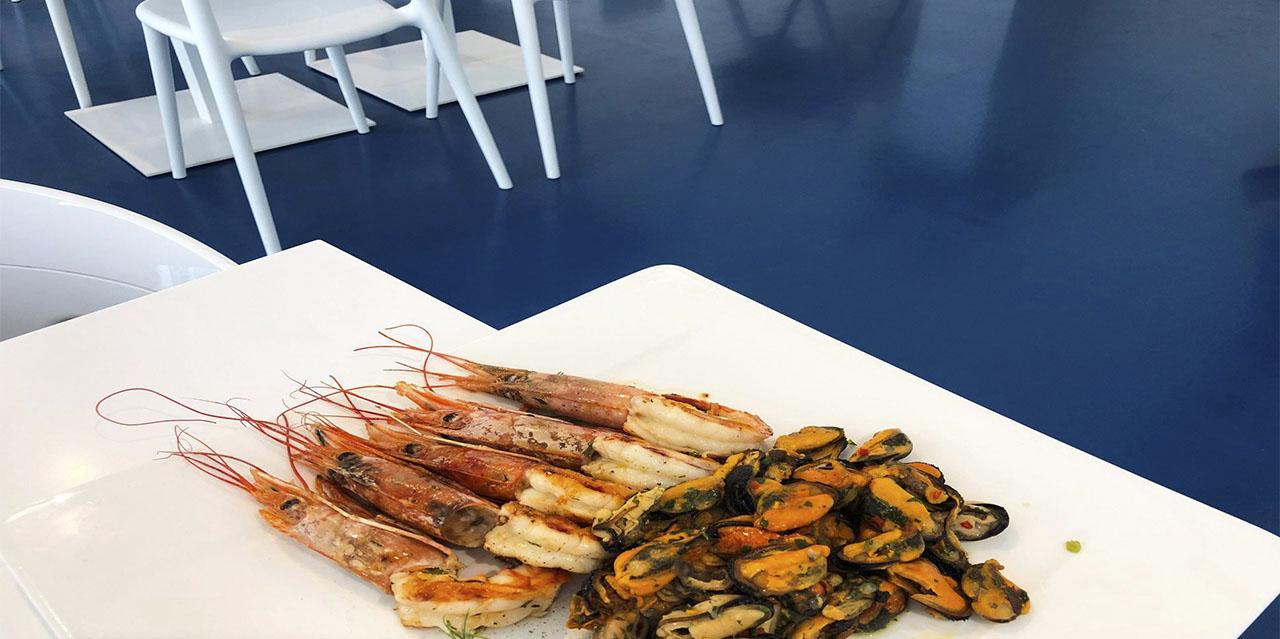 Рибний магазин-ресторан «Egersund Seafood» - фото № 4