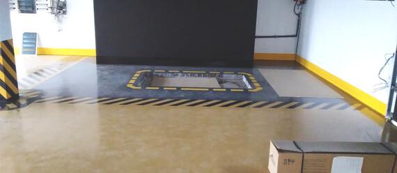 Поліуретановая система Deckshield ID (Приватный паркинг)