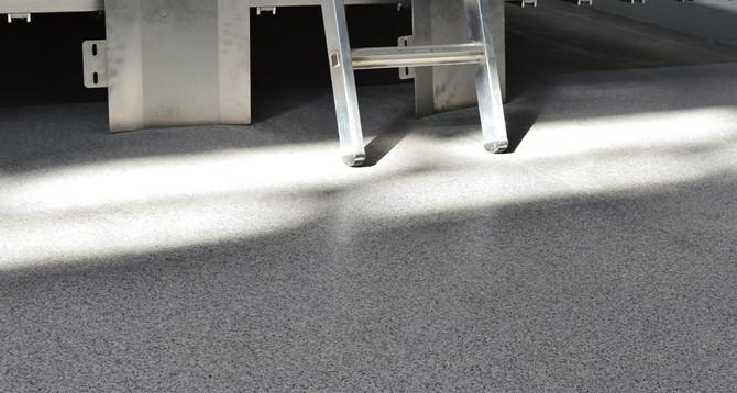 """Хлібзавод """"Кулиничі"""":  Площа: 8500 м2 покриття Peran STB; покриття Flowfresh HF"""