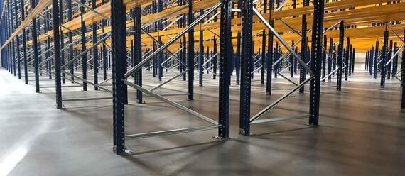 Складський комплекс компанії «Люстдорф» - фото №2 - фото № 2