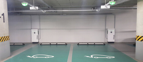 Подземный паркинг «Quadrum Business City» - фото №4 - фото № 4