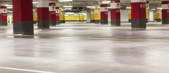 Паркинг в ТЦ «Posnania» - фото №2 - фото № 2