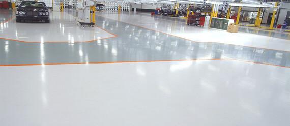 Производственный завод автомобилей «Bentley Motors» - фото №2 - фото № 2