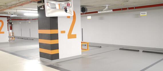 Паркинг «Q22» - фото №2 - фото № 2