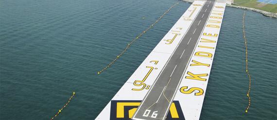Компания скайдайвинга «Skydive Dubai» - фото №2 - фото № 2