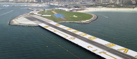 Компания скайдайвинга «Skydive Dubai» - фото №3 - фото № 3