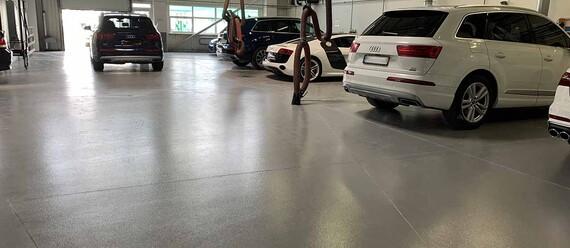 Станція технічного обслуговування «Audi» - фото № 6