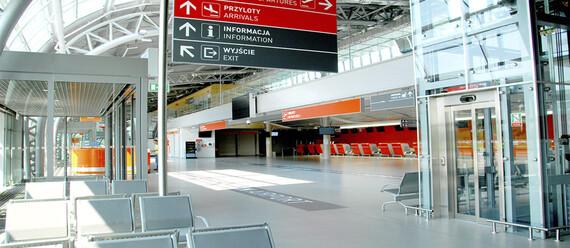 Аэропорт «Варшава - Модлин»