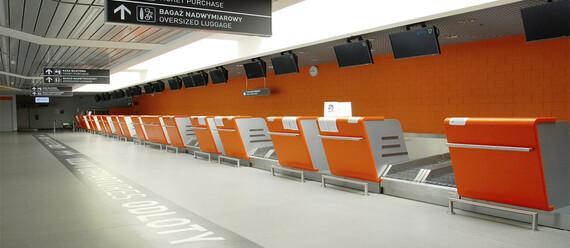 Аэропорт «Варшава - Модлин» - фото №2 - фото № 2
