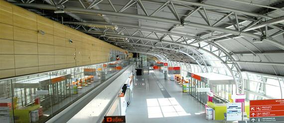 Аэропорт «Варшава - Модлин» - фото №4 - фото № 4