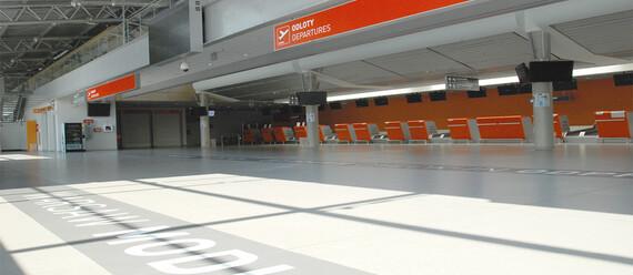 Аэропорт «Варшава - Модлин» - фото №5 - фото № 5
